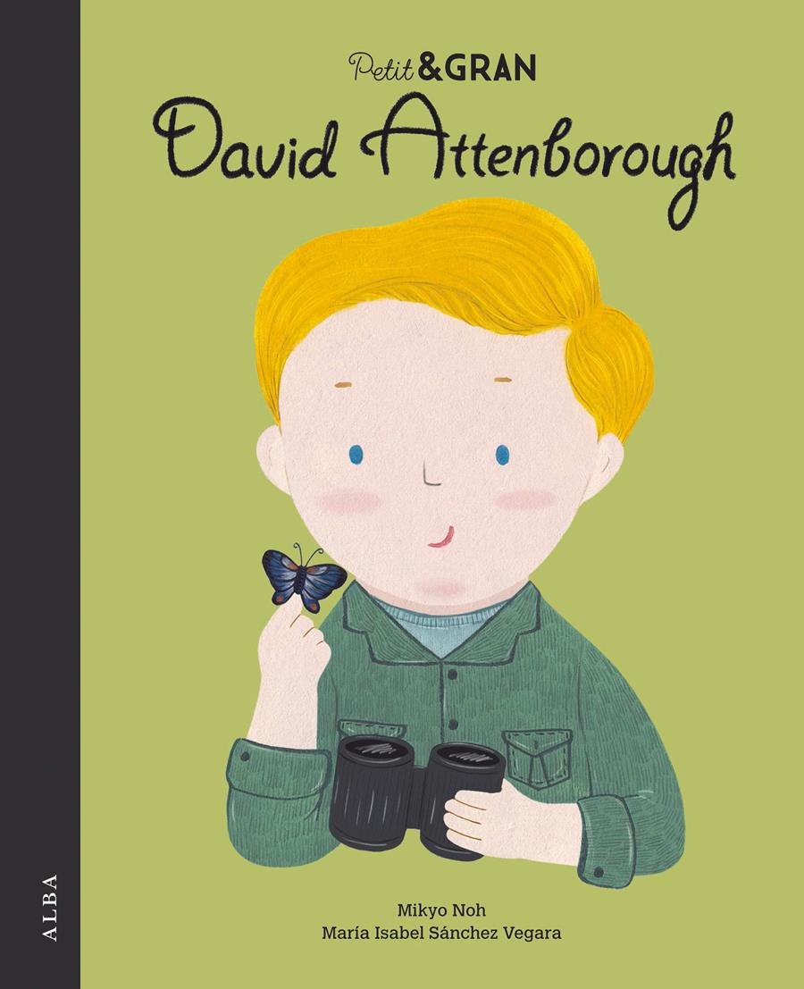 Petit & Gran David Attenborough