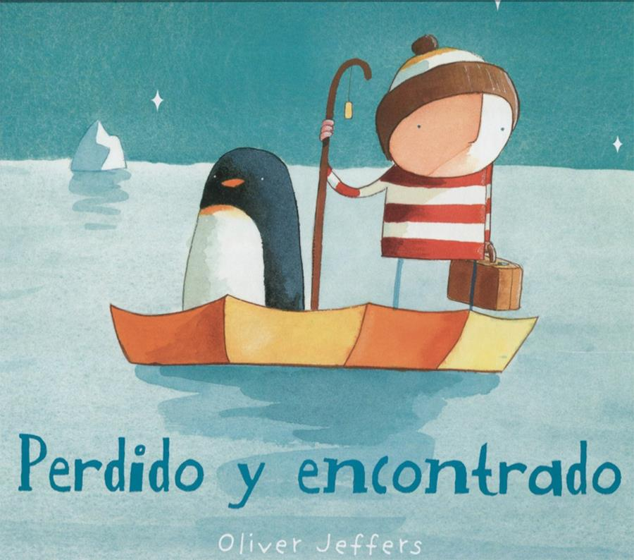 Perdido y encontrado, Oliver Jeffers